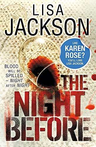 9781444780239: The Night Before: Savannah series, book 1 (Savannah Thrillers)