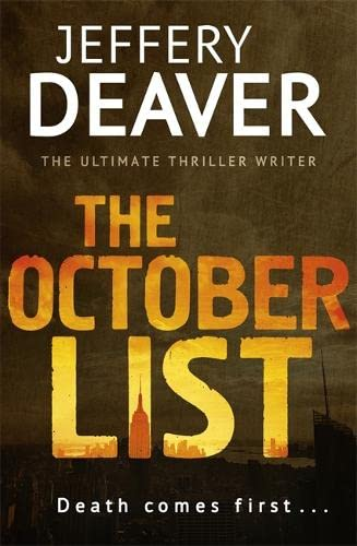The October List: Deaver, Jeffery
