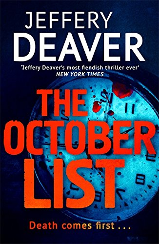9781444780482: The October List