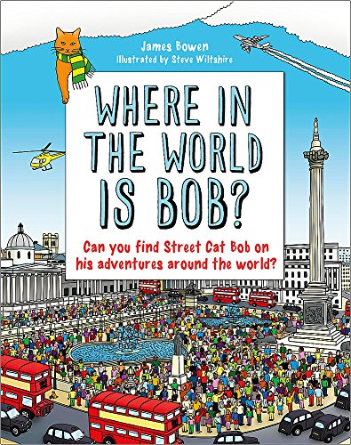 9781444782820: Where in the World is Bob?