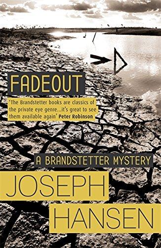 9781444784473: Fadeout (Dave Brandstetter)
