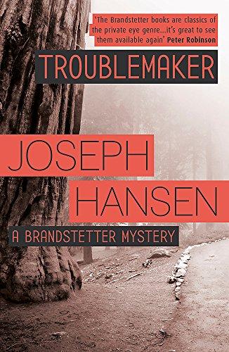 9781444784510: Troublemaker (Dave Brandstetter)
