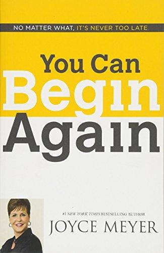 9781444785357: You Can Begin Again