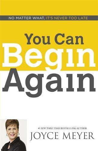 9781444785364: You Can Begin Again