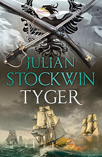 TYGER - LIMITED EDITION, SIGNED, EMBOSSED & NUMBERED FIRST EDITION FIRST PRINTING WITH BOOKMARK, ...