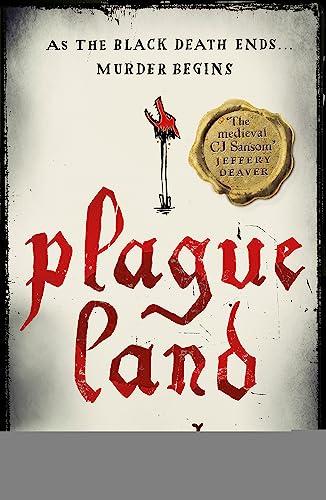 9781444785784: Plague Land: Oswald de Lacy Book 1