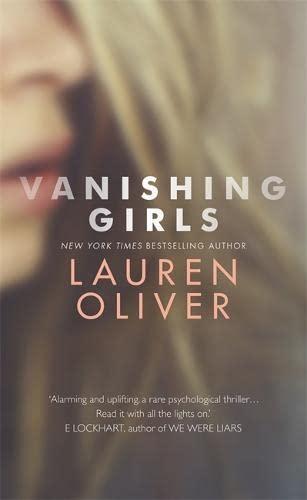 9781444786798: Vanishing Girls