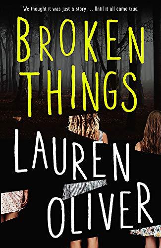 9781444786880: Broken Things