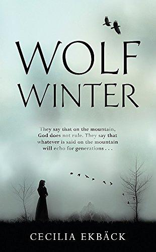 9781444789522: Wolf Winter