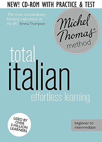 Total Italian with the Michel Thomas Method: Michel Thomas