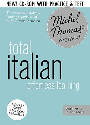 9781444790702: Total Italian Foundation Course: Learn Italian with the Michel Thomas Method