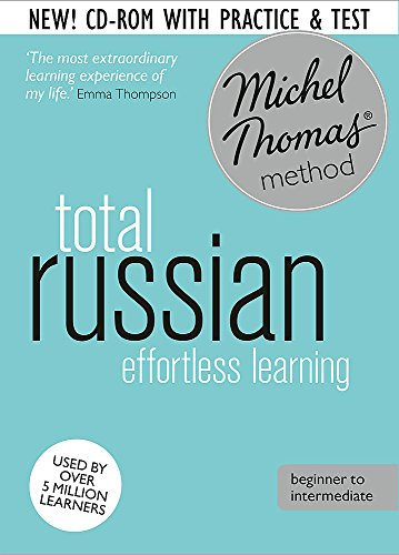9781444790726: Total Russian Foundation Course: Learn Russian with the Michel Thomas Method