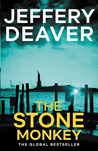 9781444791617: The Stone Monkey: Lincoln Rhyme Book 4