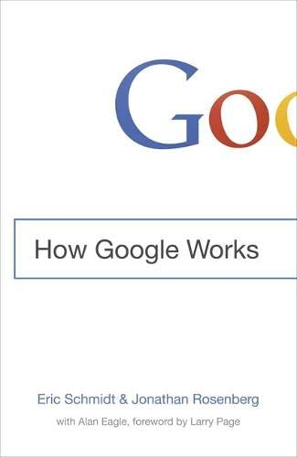 9781444792461: How Google Works