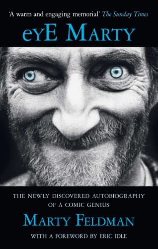 9781444792737: Eye Marty: The Newly Discovered Autobiography of a Comic Genius