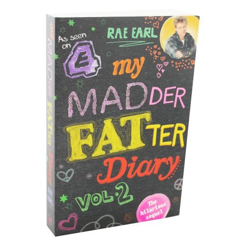 9781444792898: My Madder Fatter Diary