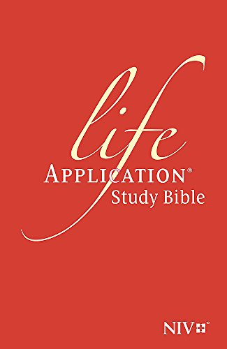 NIV Life Application Study Bible (Anglicised): International Version, New