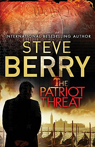 9781444795455: The Patriot Threat: Book 10 (Cotton Malone)