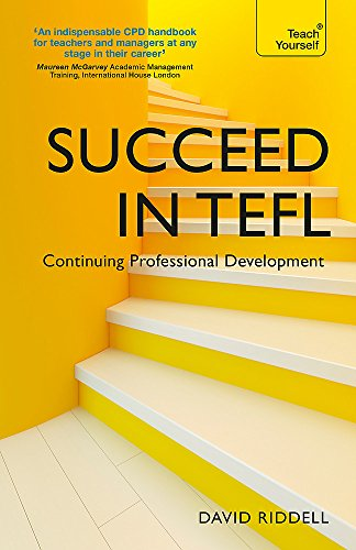 9781444796063: Succeed in TEFL - Continuing Professional Development: Teaching English as a Foreign Language with Teach Yourself