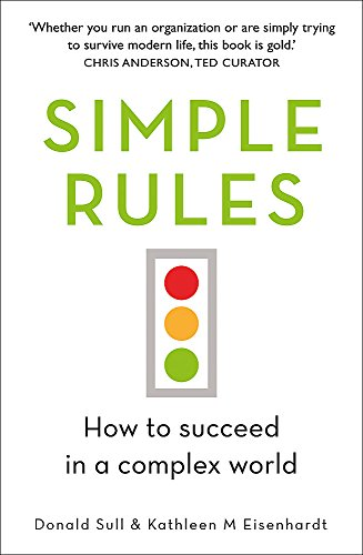 9781444796575: Simple Rules: How to Succeed in a Complex World