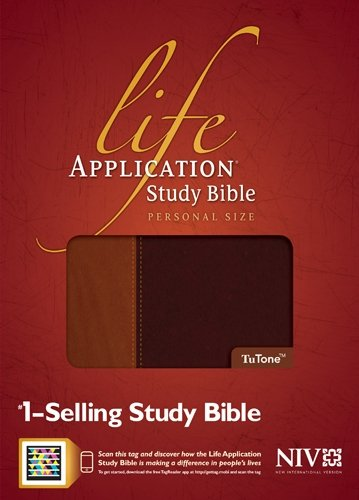 9781444797107: Life Application Study Bible NIV Personal Size