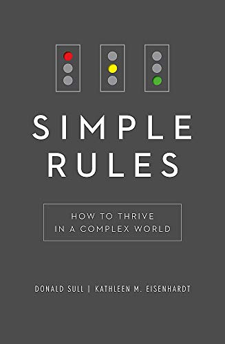 9781444798708: Simple Rules: How to Thrive in a Complex World
