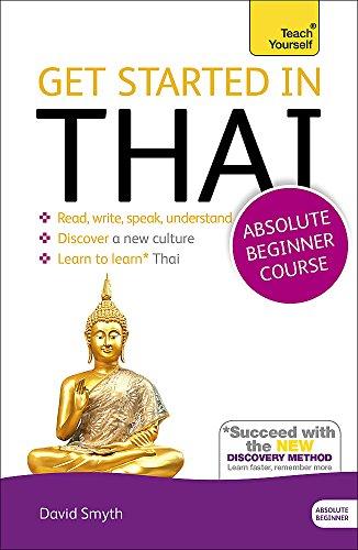 Get Started in Thai Absolute Beginner Course: David Smyth