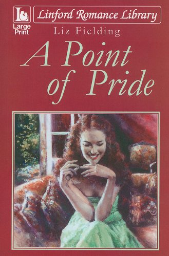 9781444800722: A Point Of Pride (Linford Romance Library)