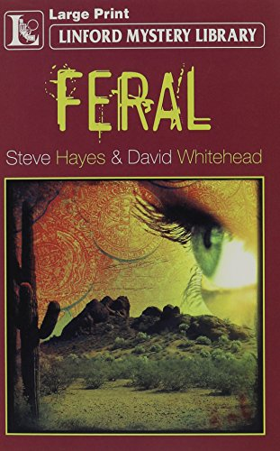 Feral (Linford Mystery Library): Hayes, Steve