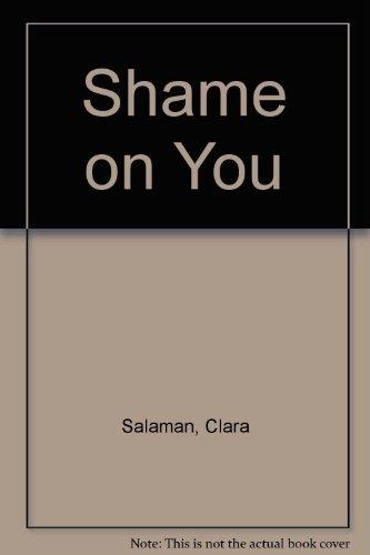 9781444802146: Shame on You