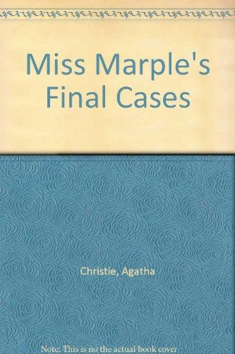 9781444802344: Miss Marple's Final Cases