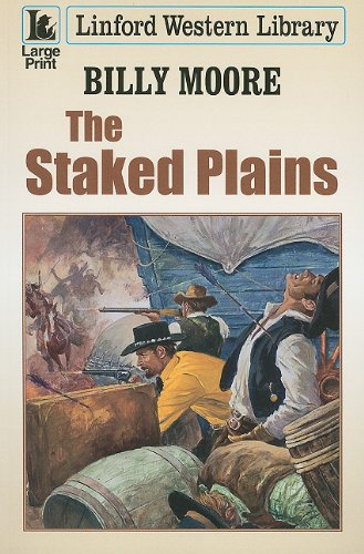 9781444804751: The Staked Plains (Linford Western Library)