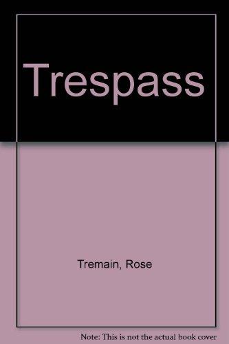 9781444805086: Trespass