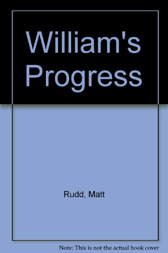 9781444807271: William's Progress