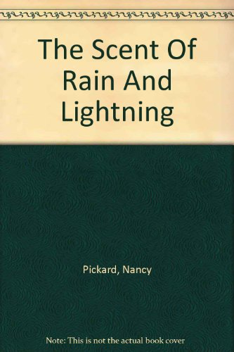 9781444808735: The Scent Of Rain And Lightning
