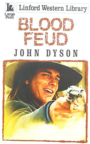 9781444809497: Blood Feud (Linford Western Library)