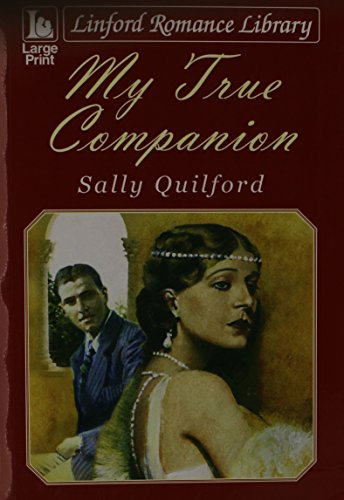 9781444809664: My True Companion (Linford Romance Library)