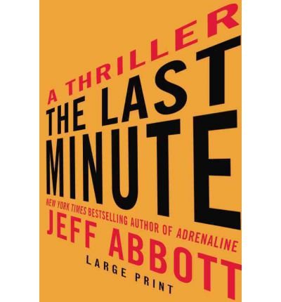9781444811162: The Last Minute