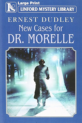 9781444814002: New Cases For Dr. Morelle (Linford Mystery Library)