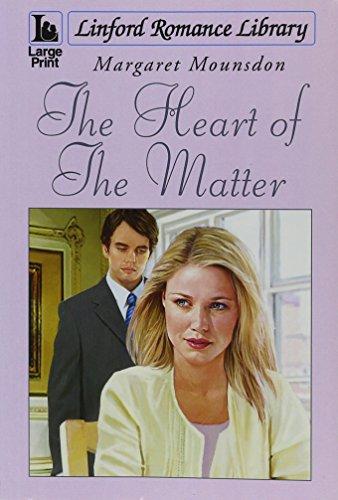 The Heart Of The Matter: Mounsdon, Margaret