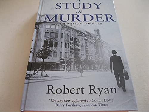 9781444827484: A Study in Murder