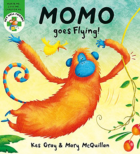 9781444900286: Momo Goes Flying (Get Well Friends)