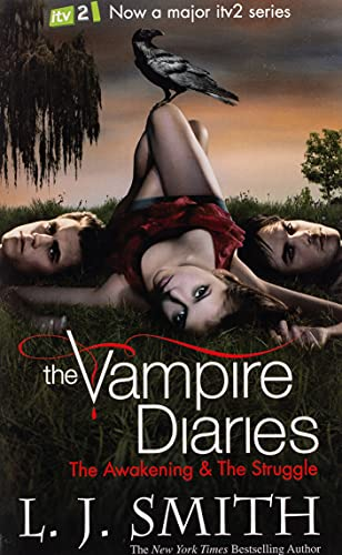 9781444900712: The Vampire Diaries: 1: The Awakening