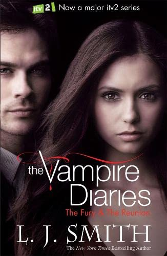 The Vampire Diaries: 3: The Fury: J Smith, L
