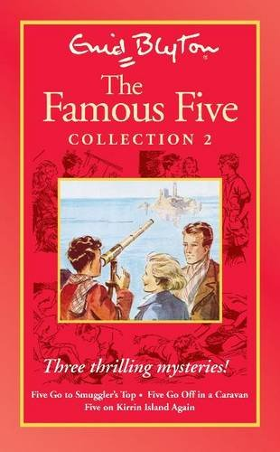 Famous Five Collection 2 (4-6): Blyton, Enid