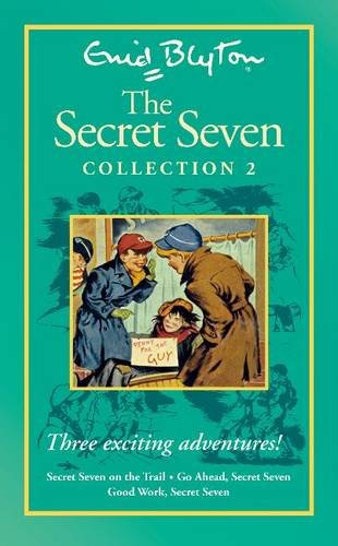 9781444900798: TESCO Secret Seven Collection 2 (4-6)