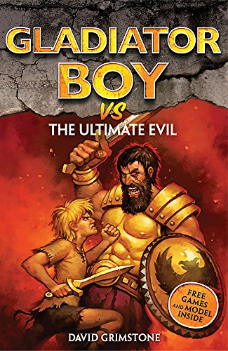 9781444900880: vs the Ultimate Evil (Gladiator Boy)