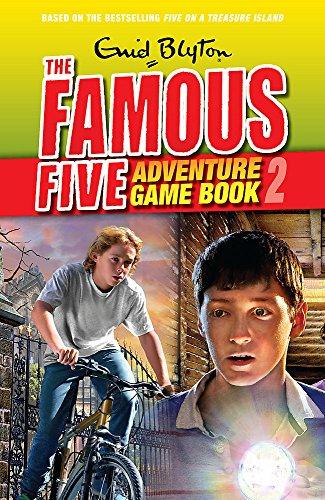 Find Adventure (Famous Five Adventure Game Book): Enid Blyton