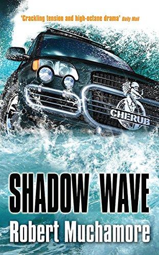 9781444901320: CHERUB: Shadow Wave