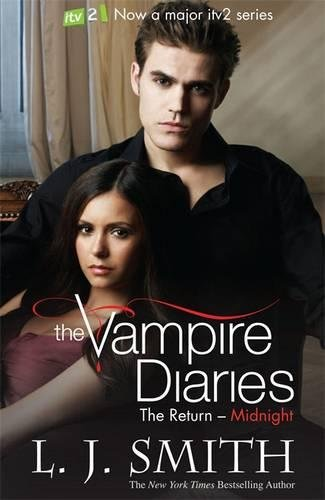 9781444901528: The Vampire Diaries: 7: Midnight: TV Tie In: 3/3
